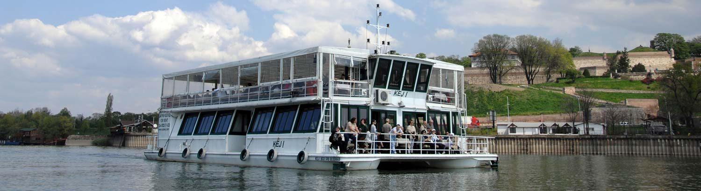 Krstarenje Beogradom, Dunavom i Savom
