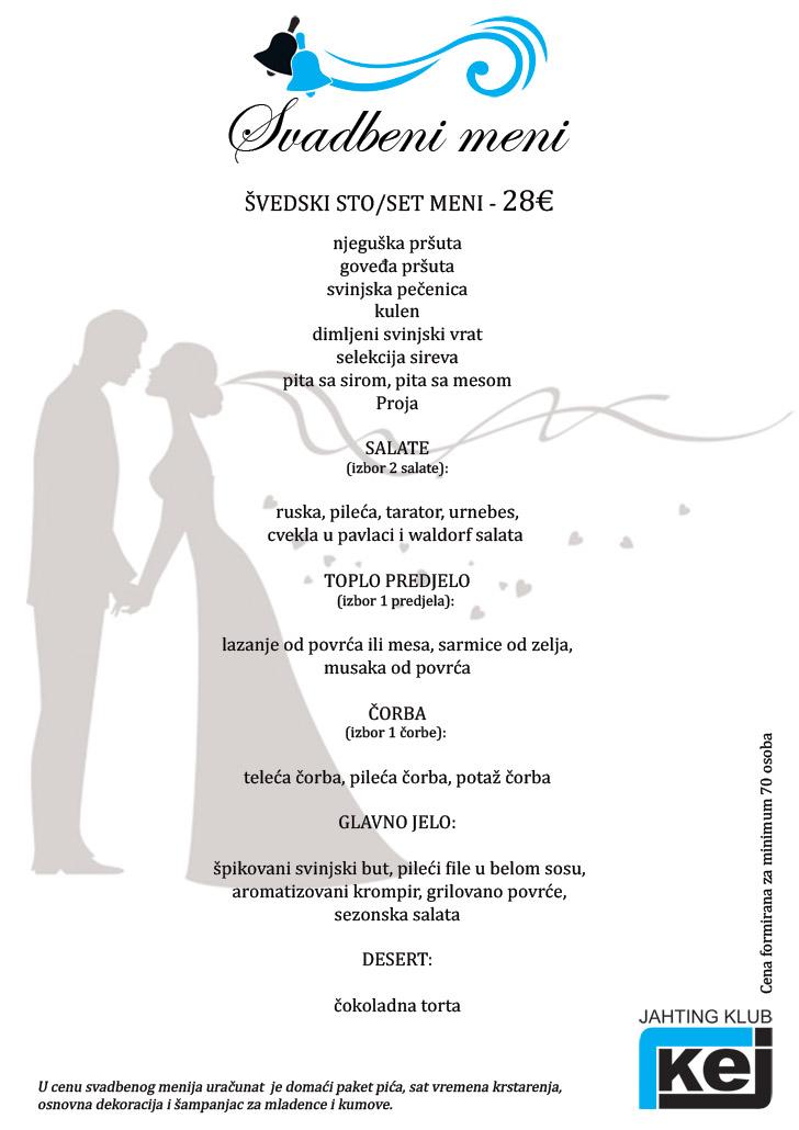 venčanje na reci