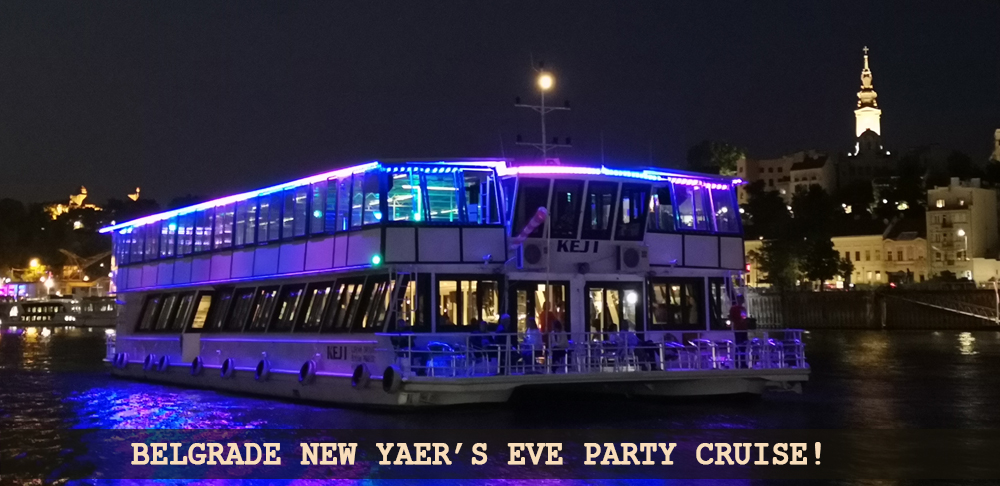 Serbian New Year's Eve 2020 cruise