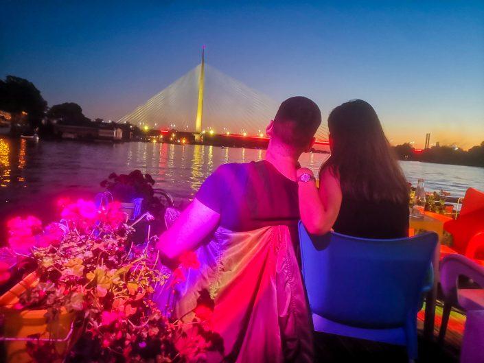 Krstarenje Beogradom
